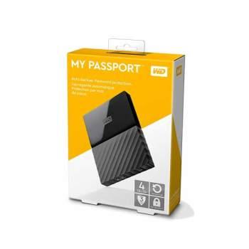 (최저가) WD 4TB 마이 패스포트외장하드 $159.99 → $94.99