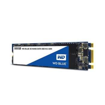 (최저가) WD 블루 3D NAND M.2 2280 500GB SSD $109.99
