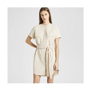 (25% 추가 할인) 띠어리 벨티드 카고 드레스 $335 →$100.5