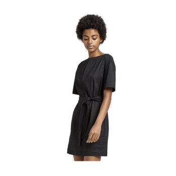 (25% 추가 할인) 띠어리 오가닉 크런치 리넨 벨티드 드레스 $325 →$97.5