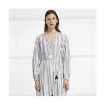 (가격 인하) 프렌치 커넥션 에데사 코튼 드레스 $198 → $60 + $20 추가 할인