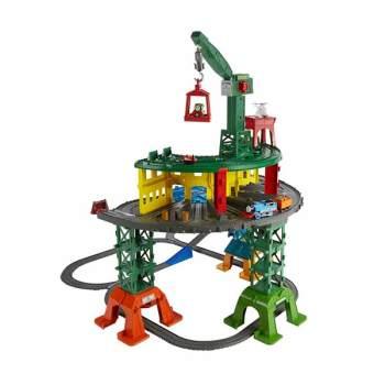 토마스와 친구들 기차놀이 수퍼 스테이션 $89.99 + 한국 직배송 무료