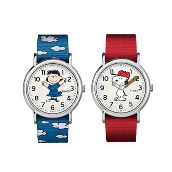 타이맥스 위켄더 피넛츠 컬렉션 시계 $37.56~$40.05