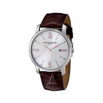 (가격 인하) 보메 메르시에 MOA10144 클래시마 이그제큐티브 남성 시계 $1,750 → $599