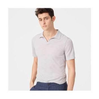 (박서준 착용) 클럽 모나코 스웨터 폴로 셔츠 $129.5 → $69.3