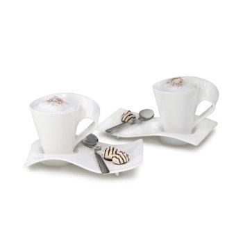 (아마존 프라임) 빌레로이 앤 보흐 뉴웨이브 커피잔 2세트 $137 → $31.79