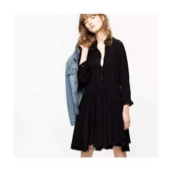 (손예진 착용 다른 컬러) 쟈딕 앤 볼테르 라닐 드레스 $398 → $179