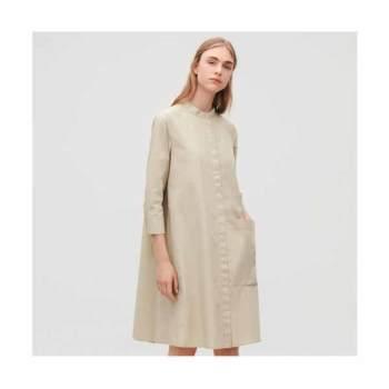 코스(미국) 셔츠 포켓 드레스 $115 → $97.75
