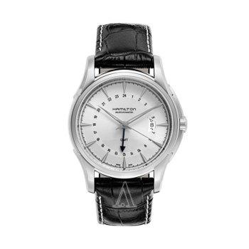 해밀턴 H32585551 재즈마스터 트래블러 GMT남성 시계 $1,145 → $439