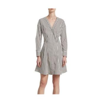 띠어리 스트라이프 셔츠 드레스 $365 → $164.25 + 한국 직배송 무료
