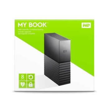 (최저가) WD 8TB 마이북 데스크탑 외장하드 $299.99 → $159.99 + 한국 직배송 무료