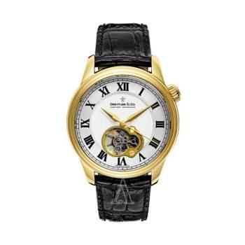 드레이퍼스 1925 오픈 하트 남성 시계 $1,850 → $299