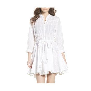 (손예진 착용) 쟈딕 앤 볼테르 라닐 드레스 $328 → $196.8
