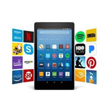 (최저가) 아마존 파이어 8인치 32GB 태블릿 새상품 $59.99