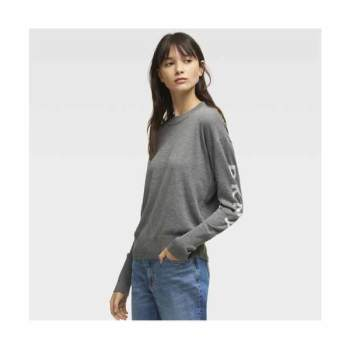 DKNY 로고 스웨터 $89 → $21.75