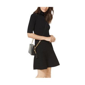 (이나영 착용) 마이클 마이클 코어스 골지 터틀넥 드레스 $175 → $52.5