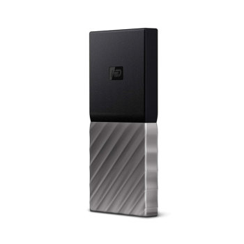 (아마존 최저가) WD 512GB 포터블 SSD 외장하드 $159.99 → $97.99