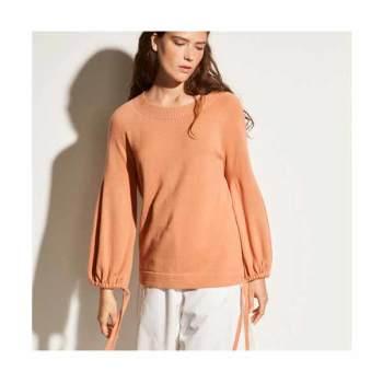 빈스 캐시미어 스크런치 스웨터 $365 → $109.5