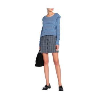 산드로 러플 니트 스웨터 $219 → $131