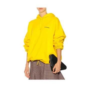 (리사 착용) 발렌시아가 오버사이즈 코튼 셔츠 685유로 → 479유로