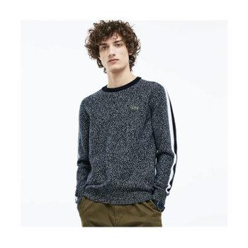 (이장우 착용) 라코스테 맨 크루넥 콘트라스트 밴드 스웨터 $225 → $111.99
