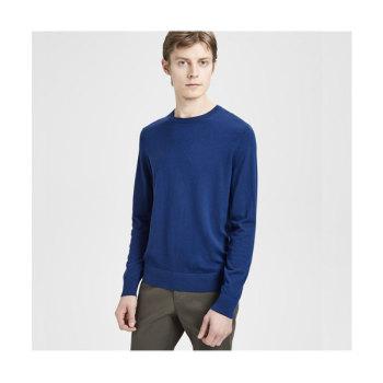 (가격 인하) 띠어리 맨 엑스트라 파인 메리노 울 스웨터 $225 → $90