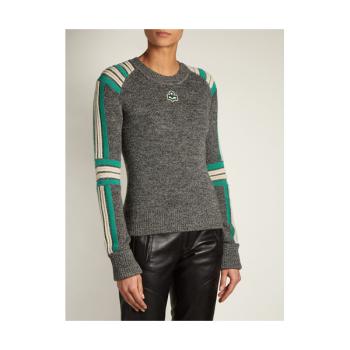 (이청아 착용) 이자벨 마랑 에뚜왈 Hayward 니트 스웨터 $327 → $196
