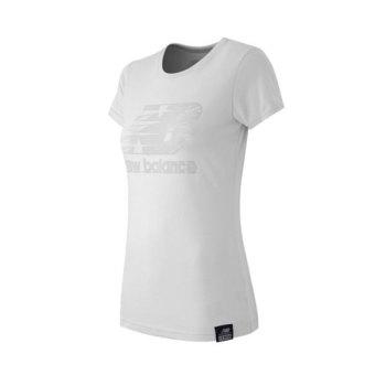 조씨네 뉴발란스 데일리 딜 - 로고 프린트 여성 티셔츠 $34.99 → $12.99