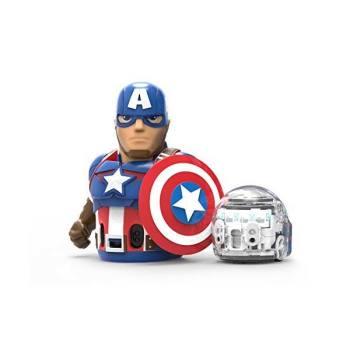 코딩 로봇 오조봇(Ozobot) EVO 캡틴 아메리카 버전 $15.99