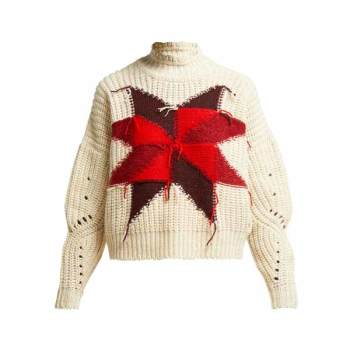 (보아 착용) 이자벨 마랑 하노이 니트 스웨터 $764 → $382