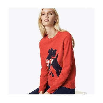 토리버치 바클리 스웨터 $328 → $171.75