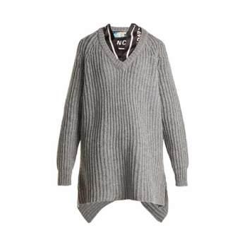 (손나은 착용) 발렌시아가 스카프 스웨터 $1,631 → $815