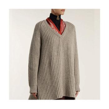 (손나은 착용) 발렌시아가 스카프 스웨터 $1,631 → $652