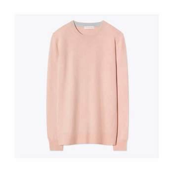 토리버치 벨라 100% 캐시미어 스웨터 $348 → $167.3