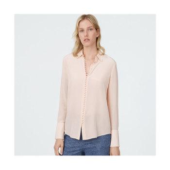 (정려원 착용) 클럽 모나코 Helek 실크 셔츠 $159.5 → $49.5