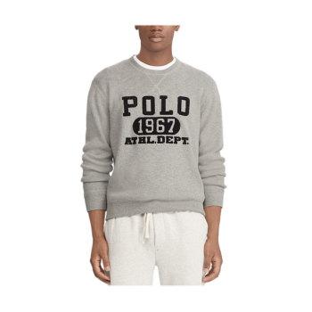 폴로 랄프로렌 맨 코튼 그래픽 스웨터 $125 → $35.99