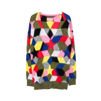 (유라 착용) 쟈딕 앤 볼테르 다이앤 스웨터 $598 → $239.2