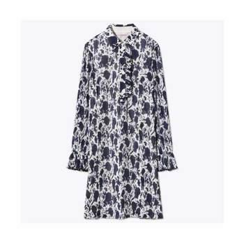 토리버치 리비아 드레스 $348 → $119
