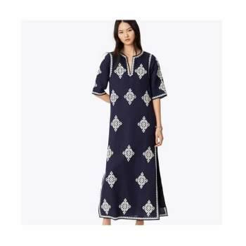 토리버치 셀레스트 카프탄 드레스 $428 → $199