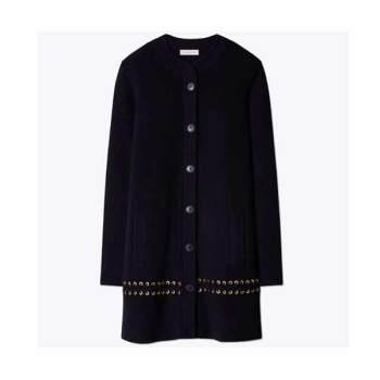 토리버치 할리 스웨터 코트 $548 → $199