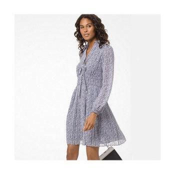 마이클 마이클 코어스 하트 프린트 조젯 드레스 $165 → $74.25