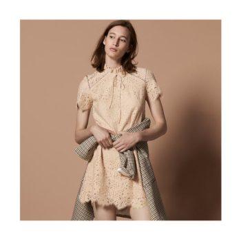 산드로 레이스 드레스 245유로 → 122.5유로