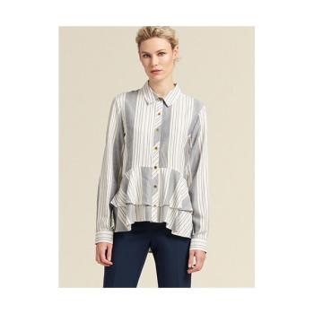DKNY 스트라이프 셔츠 $125 → $59