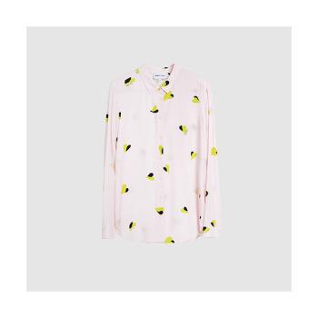 (혜리 착용) 빔바이롤라 핑크 브로큰 하트 셔츠 115유로 → 52유로