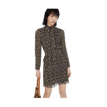 (최소라 착용) 토리버치 프린트 드뇌브 드레스 $398 → $199