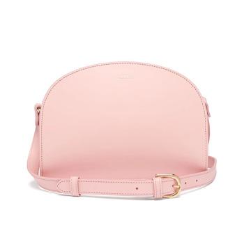 아페쎄 하프문 크로스바디백 (핑크) $387 → $232