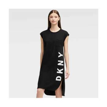 DKNY 로고 원피스 $69 → $41.3