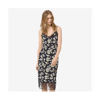 (윤아 착용) 마이클 마이클 코어스 플로럴 슬립 드레스 $175 → $55.12