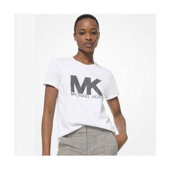 (윤아 착용) 마이클 마이클 코어스 스터드 로고 티셔츠 $88 → $58.52