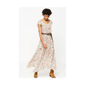 (손나은 착용) 쟈딕 앤 볼테르 REEN 버터플라이 드레스 $578 → $173.4
